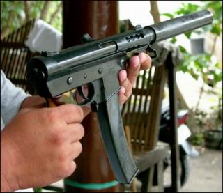 Faithful Replicas of Guns and Rifles Produced in Philippines
