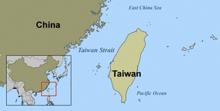 Taiwan China Map.China Taiwan Conflict Dismal World