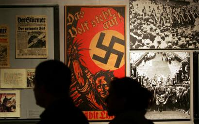 The Holocaust and Mass Murders in World History (Reuters/Goran Tomasevic)