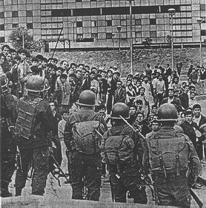 1968 Massacre in Mexico City