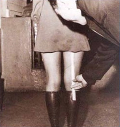 The Police Cracking Down on Mini skirt Wearers in 1973