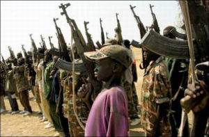 Sudan People's Liberation Army