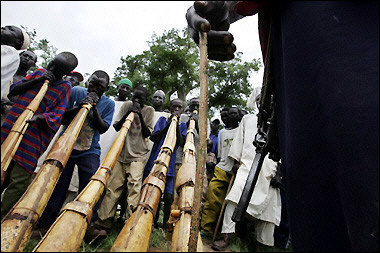 Sudan People Liberation Army (SPLA) (AFP/Marco Longari)